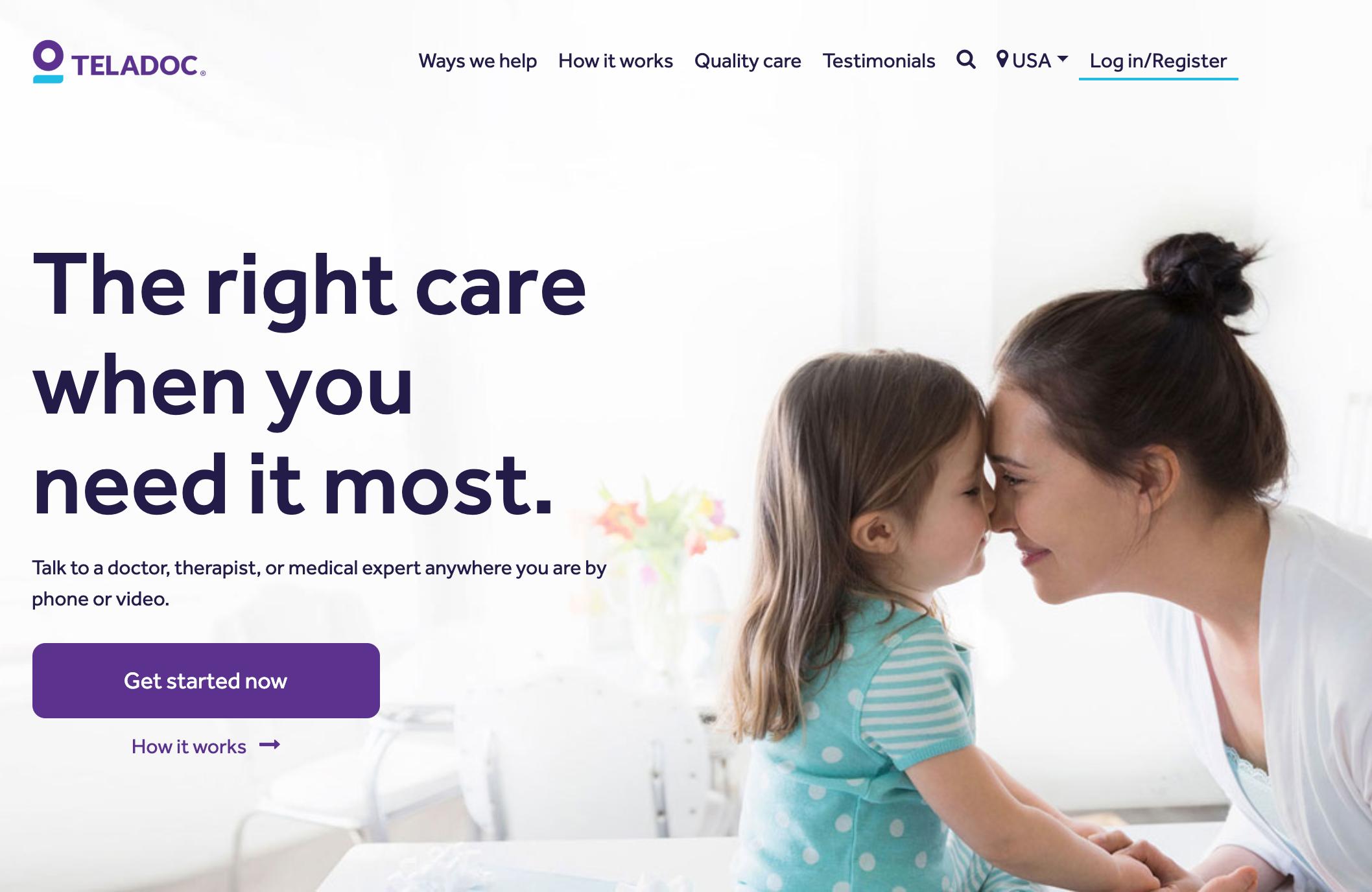 Teladoc.com